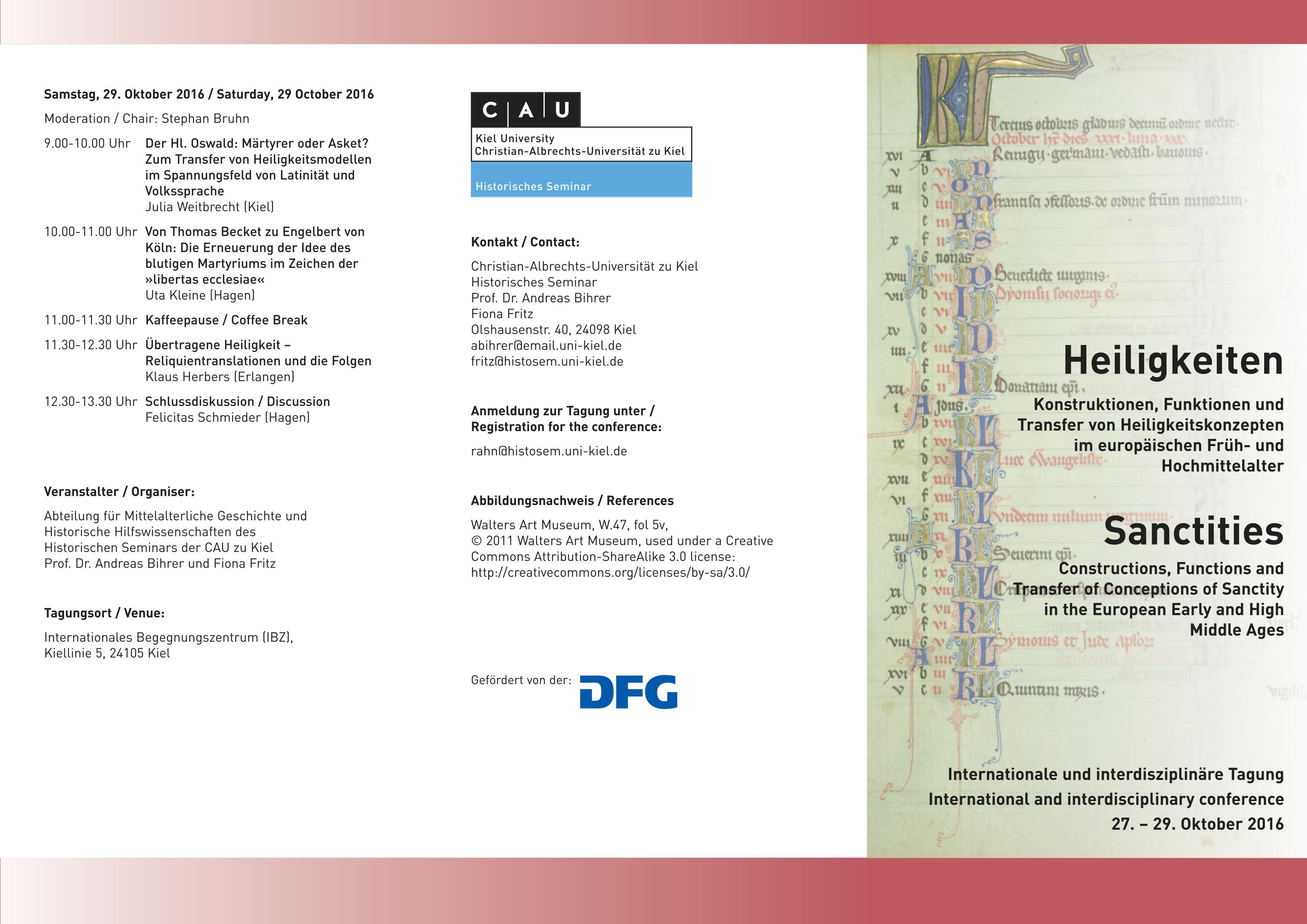 Folder Heiligkeiten 1