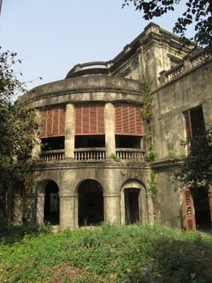 Roxburgh-Haus, Botanischer Garten von Shipur, Kalkutta