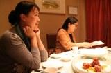 Abendessen und Vernetzungsgespräch an der BSU mit der Dekanin