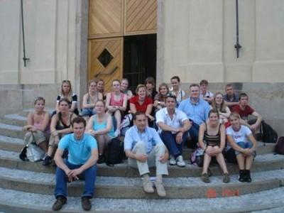Exkursion nach Meißen, Prag, Regensburg und Nürnberg 2007